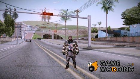 Balotelli для GTA San Andreas