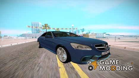 Mercedes-Benz E63 AMG for GTA San Andreas