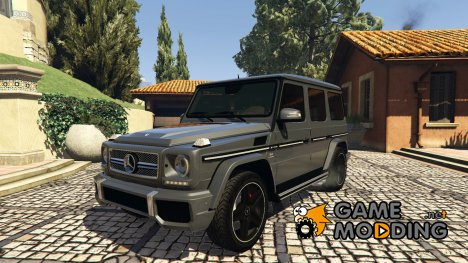 2013 Mercedes-Benz G65 AMG v1.2 for GTA 5