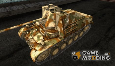 Marder II 7 для World of Tanks