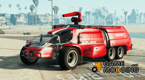 Firetruk for GTA 5