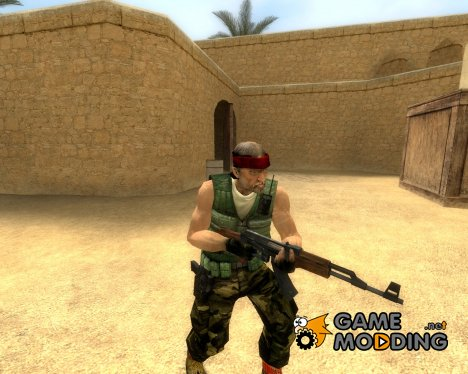 New Old Guerilla for Counter-Strike Source