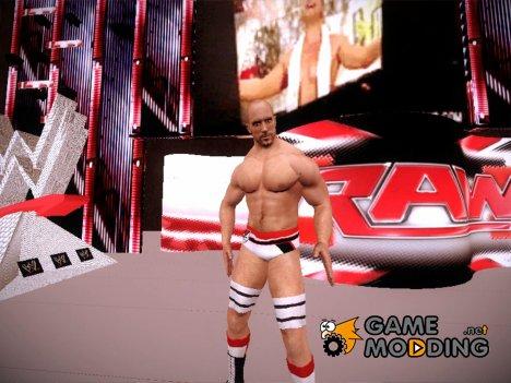WWE Antonio Cesaro для GTA San Andreas