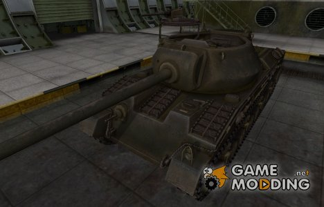 Шкурка для американского танка T28 Prototype for World of Tanks