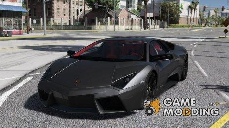 Lamborghini Reventon v5.0 для GTA 5
