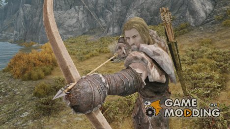 Samurai Bamboo Arrows для TES V Skyrim