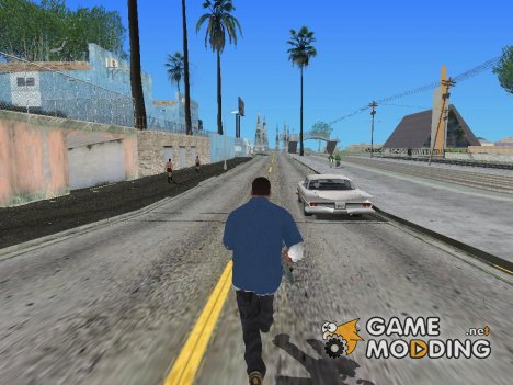 GTA 5 Graphics Pack для GTA San Andreas