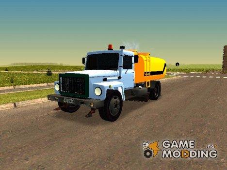ГАЗ 53 Поливальная for GTA San Andreas