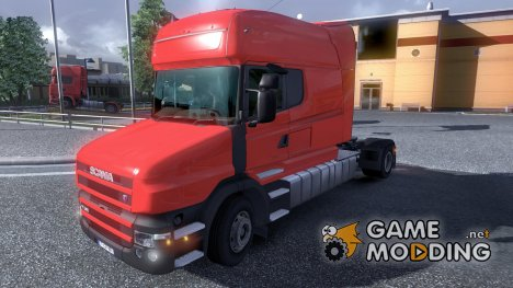 Scania T Mod v1.4 for Euro Truck Simulator 2