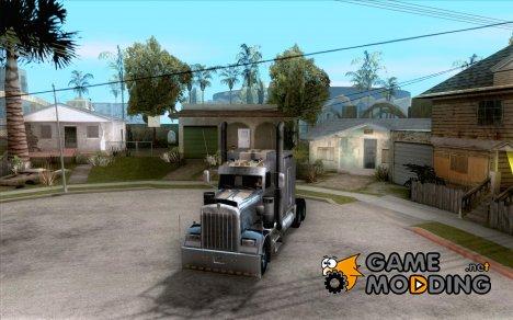 Kenworth W 900 RoadTrain for GTA San Andreas