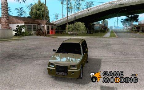 Ваз 1111 ОКА (Белка) for GTA San Andreas