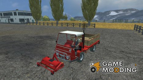 Bucher TRL 2600 для Farming Simulator 2013