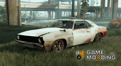 Rusty Vigero from GTA IV для GTA 5