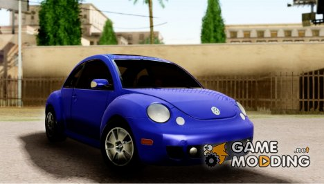 Volkswagen New Beetle for GTA San Andreas