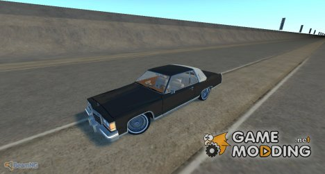 Cadillac Deville Coupe 1984 for BeamNG.Drive