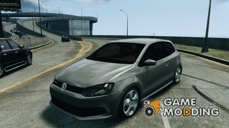 Volkswagen Polo v1.0 for GTA 4