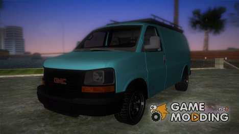 GMC Savanna для GTA Vice City