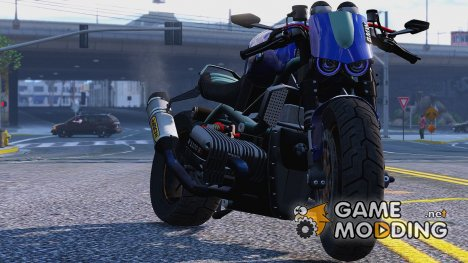 BMW R 1100R Street Fighter 2.0 для GTA 5