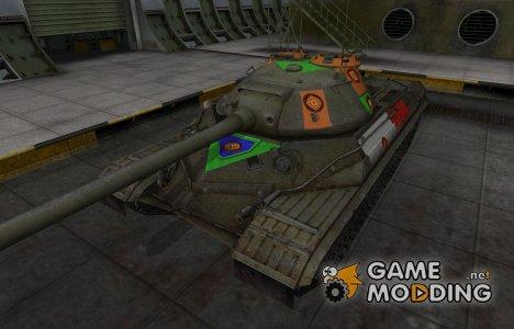 Качественный скин для ИС-8 для World of Tanks