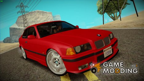 BMW M3 E36 1994 для GTA San Andreas