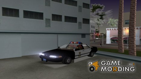 R.P.D. Ford Crown Victoria для GTA Vice City