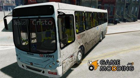 Marcopolo Torino 2007 - MB 1418 для GTA 4