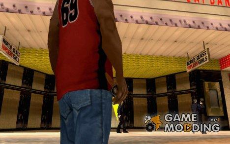 Золотой снитч для GTA San Andreas