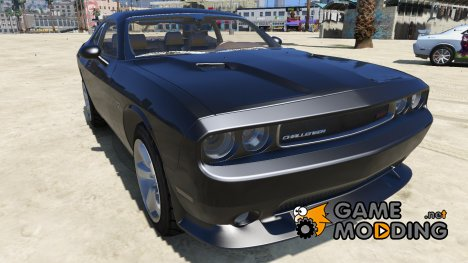 2012 Dodge Challenger SRT8 392 1.0 для GTA 5