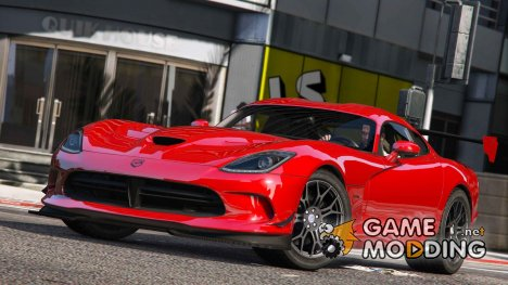 2014 SRT Viper v1.12 for GTA 5