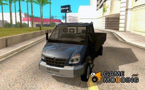 ГАЗ 33102 Валдай (удлиненный) for GTA San Andreas