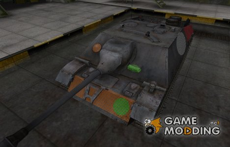 Зона пробития JagdPz IV for World of Tanks