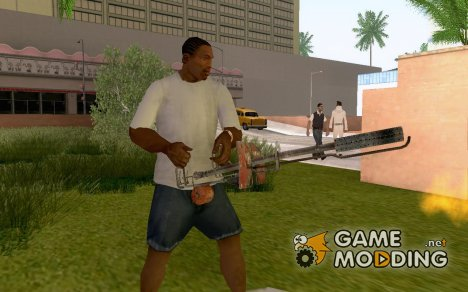 Flame Thrower (Metro 2033) для GTA San Andreas