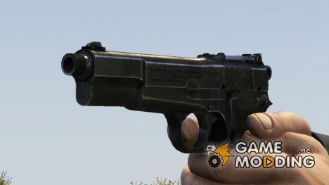 Browning M1935 1.0 for GTA 5