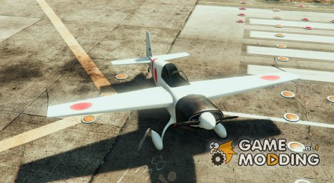 Japanese Kamikaze for GTA 5