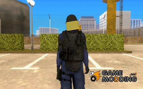 GIGN from CS:GO [v.1] for GTA San Andreas