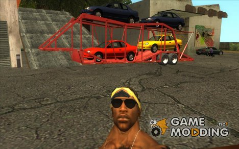 Оживление автосалона «Wang Cars» for GTA San Andreas