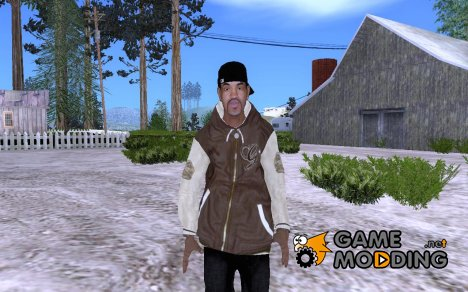 Lloyd Banks (ped) for GTA San Andreas