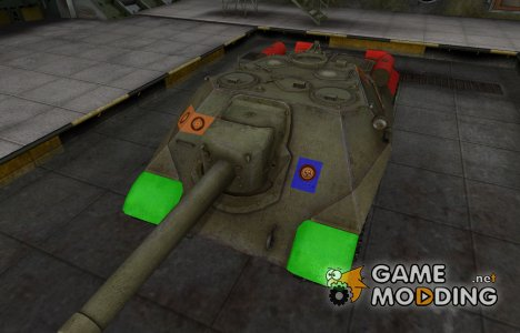 Качественный скин для Объект 704 for World of Tanks