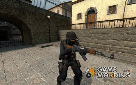 Special Duties Unit {SDU} [V3] для Counter-Strike Source
