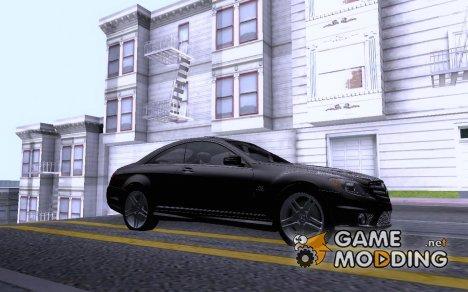Mercedes-Benz CL65 AMG E.U. для GTA San Andreas