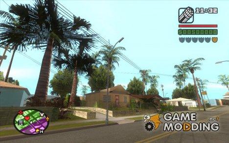 Новые звезды для худа №3 for GTA San Andreas