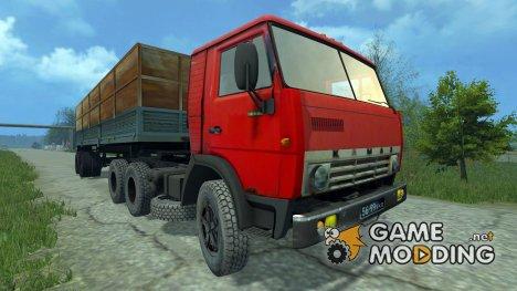 КамАЗ 5410 for Farming Simulator 2015