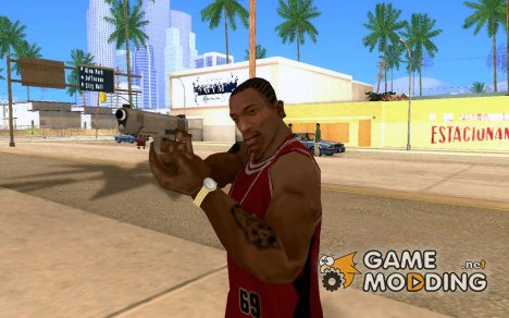 Klimber Desert Warrior для GTA San Andreas