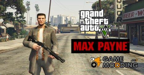 Max Payne 1.0 для GTA 5