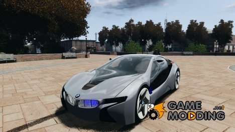 BMW Vision Efficient Dynamics v1.1 для GTA 4
