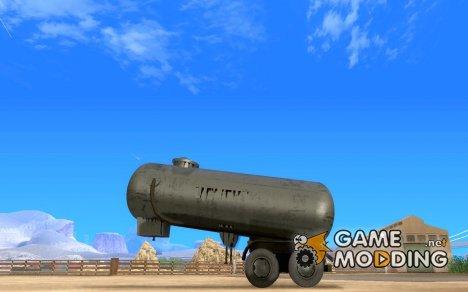 Прицеп Цементовоз ТЦ-12 для GTA San Andreas
