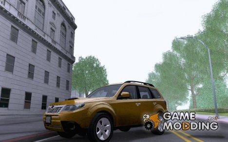 Subaru Forester XT 2008 v2.0 for GTA San Andreas