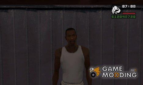 Бесконечные деньги for GTA San Andreas