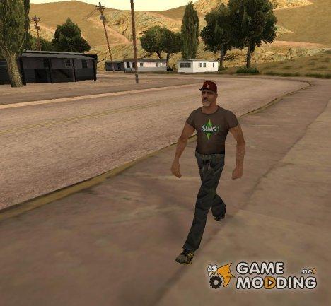 Современный Дядька for GTA San Andreas