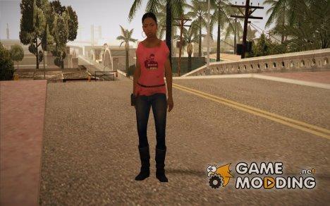 Left 4 Dead Survivor 5 for GTA San Andreas